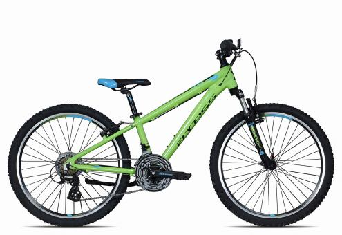 Axess Stipe 24 MTB 2017 30 cm | green black blue