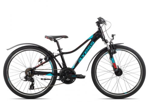 Axess Stipe 24 Street 2019 30 cm | black blue