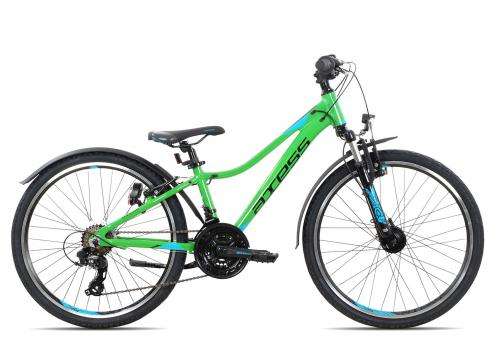 Axess Stipe Street 2018 30 cm | green black blue