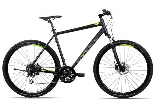 Axess Veris Cross Disc 2017 52 cm | black green grey