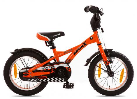Bachtenkirch Bronx Race 14 21 cm | orange