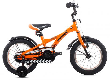 Bachtenkirch Bronx Race 14 21 cm | orange | 14 Zoll