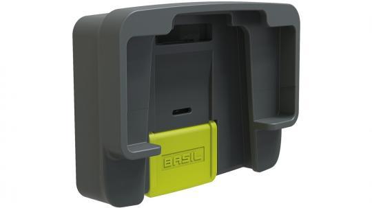 Basil BasEasy Adapterplatte schwarz
