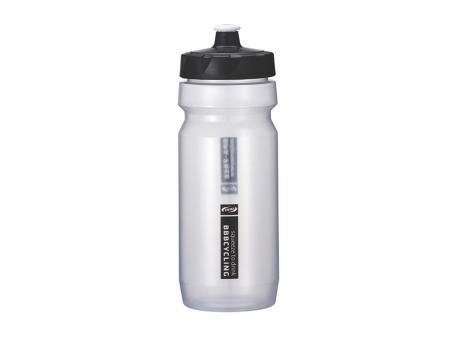 BBB CompTank BWB-01 Trinkflasche klar/schwarz | 0,55 Liter