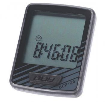 BBB Dashboard BCP-06 Fahrradcomputer schwarz