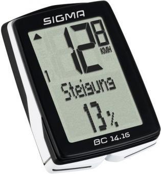 Sigma BC 14.16 schwarz/weiß