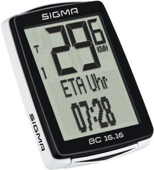 Sigma BC 16.16 schwarz/weiß