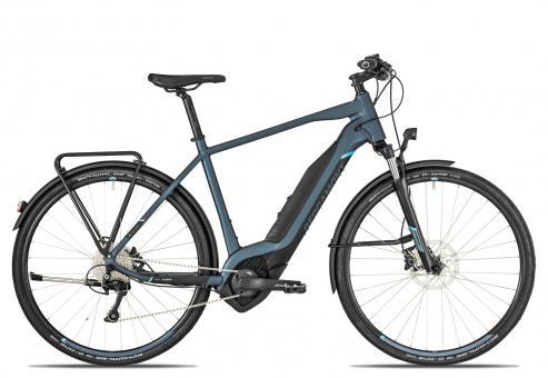 Bergamont E-Helix 8 EQ Herren 2019 52 cm | dark bluegrey/black/blue