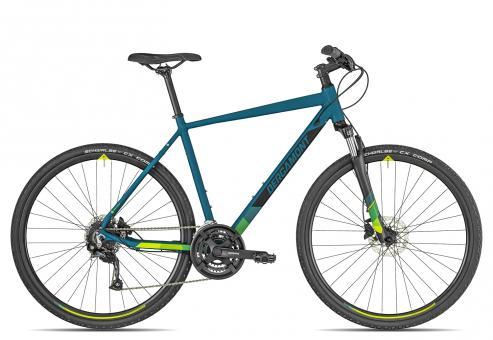 Bergamont Helix 3 Herren 2019 52 cm | dark petrol/ black/green