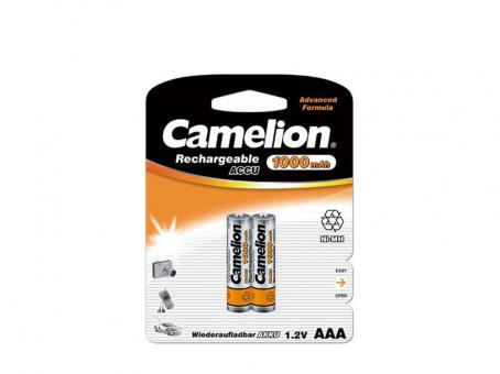Camelion Akku-Set Micro Typ AAA