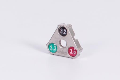 Chirp Speichenschlüssel LTD 3 Größen