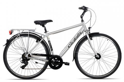 Ciclista Ponte Vecchio Herren 2017 48 cm | silber schwarz