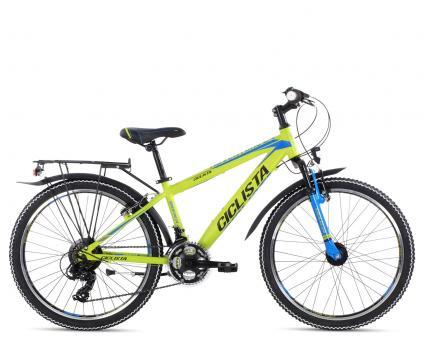 Ciclista Adventure 24 Boy 2018 32 cm | lime black blue