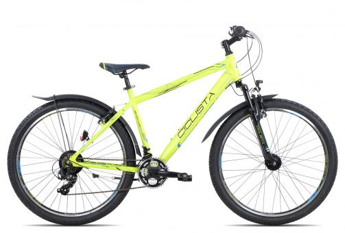 Ciclista Adventure 27.5 Herren 2018 38 cm | lime black blue