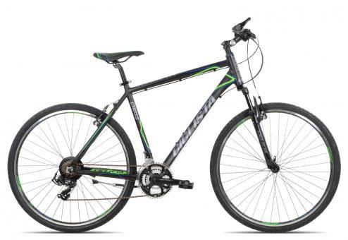 Ciclista Cross Herren 2019 50 cm | black blue green