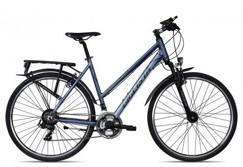 Ciclista Street Trapez 2019 45 cm | grey blue black
