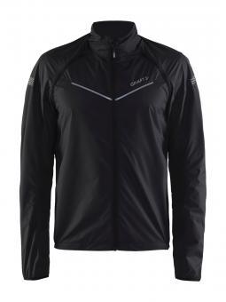 Craft Velo Convert Jacket Men M | black
