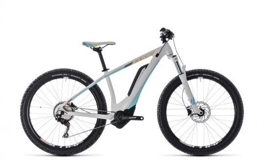 Cube Access Hybrid Pro 500 2018 16 Zoll | white´n´blue | 27.5 Zoll