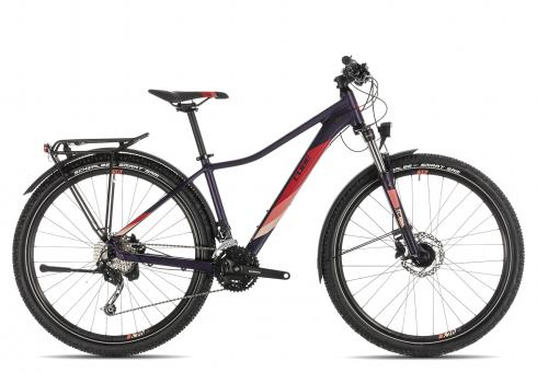 Cube Access WS Pro Allroad 2019 13.5 Zoll | aubergine´n´rose | 27.5 Zoll