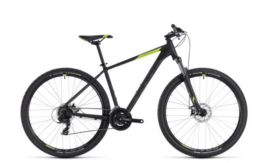 Cube Aim 2018 14 Zoll | black´n´green | 27.5 Zoll