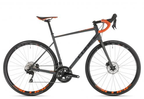 Cube Attain SL Disc 2019 50 cm | grey´n´orange