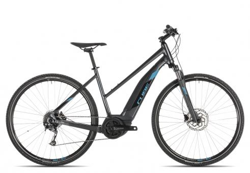 Cube Cross Hybrid ONE 500 Trapez 2019