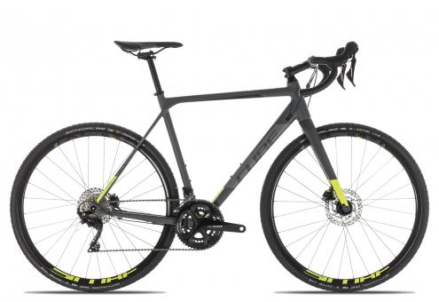 Cube Cross Race Pro 2019 50 cm | grey´n´flashyellow