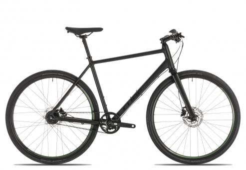 Cube Hyde Race Herren 2019 46 cm | black´n´green