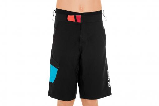 Cube Junior Shorts inkl. Innenhose 110/116 | black blue