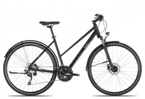 Cube Nature EXC Allroad Trapez 2019 46 cm | black´n´grey