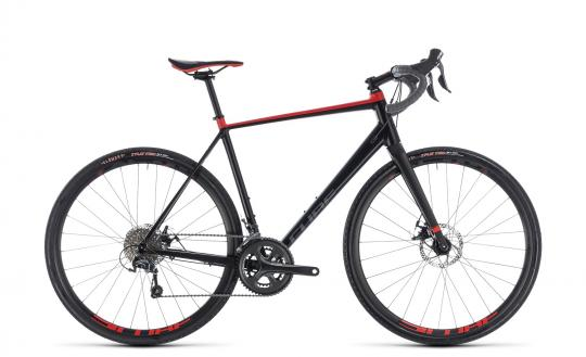 Cube Nuroad 2018 53 cm | black´n´red