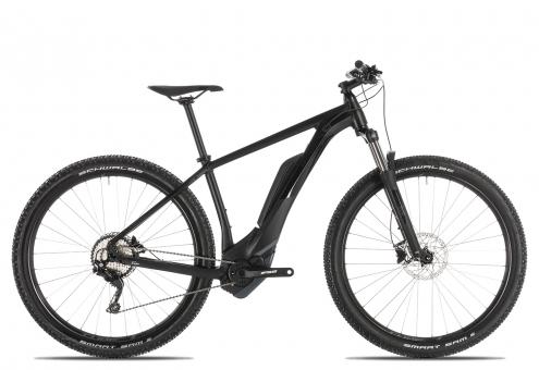 Cube Reaction Hybrid Pro 500 2019 17 Zoll | black edition | 29 Zoll