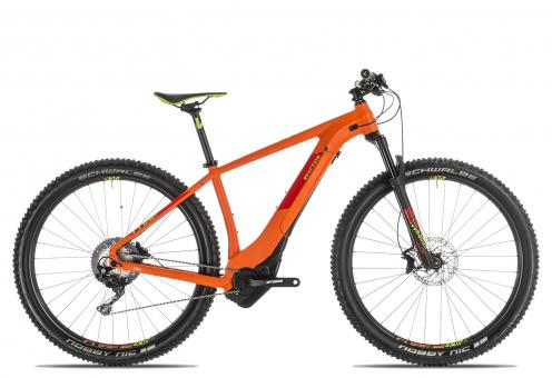 Cube Reaction Hybrid SL 500 2019 17 Zoll | orange´n´green | 29 Zoll