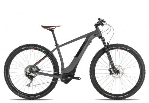 Cube Reaction Hybrid SLT 500 KIOX 29 2019 17 Zoll | grey´n´red