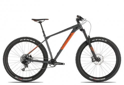 Cube Reaction TM Pro 27.5 2019 16 Zoll | grey´n´orange