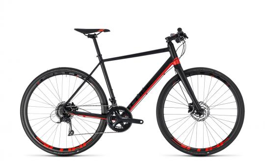 Cube SL Road Pro Herren 2018 50 cm | black´n´red