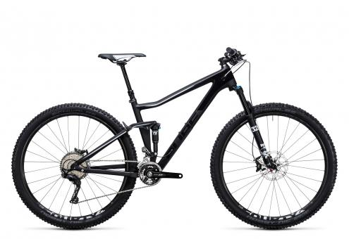 Cube Stereo 120 HPA Race 29 2017 19 Zoll | carbon´n´white