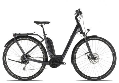 Cube Touring Hybrid 500 Wave 2019 46 cm | iridium´n´black