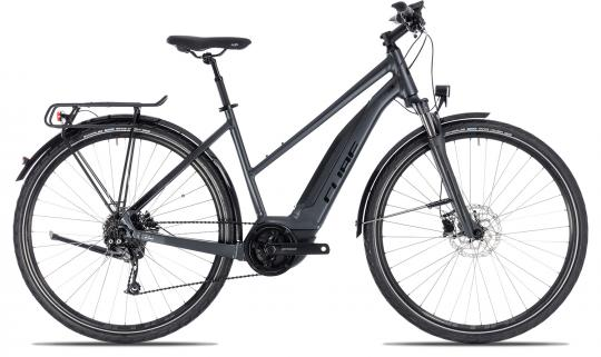 Cube Touring Hybrid ONE 400 Trapez 2018