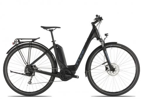 Cube Touring Hybrid ONE 500 Wave 2019 46 cm | black´n´blue