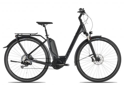 Cube Touring Hybrid SL 500 Wave 2019 46 cm | iridium´n´red