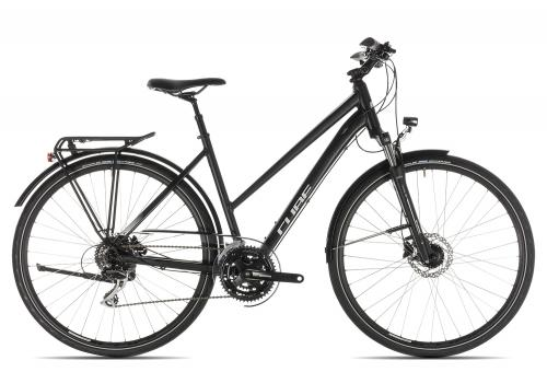 Cube Touring ONE Trapez 2019 46 cm | black´n´grey