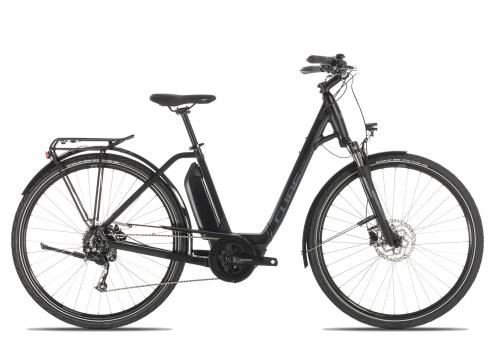 Cube Town Sport Hybrid ONE 500 Wave 2019 58 cm | black´n´grey