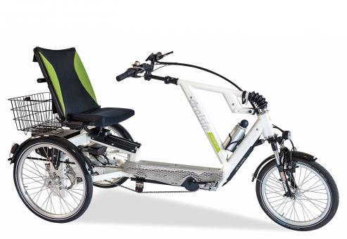 Draisin Santorin mit Motor S | weiß