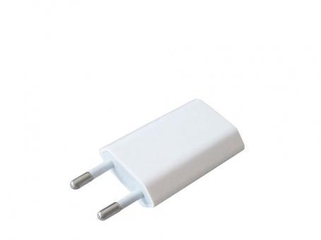 duraNOVA USB Ladegerät 5V 1A weiß