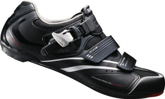 Shimano SH-R088 Radschuhe 45 | schwarz