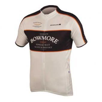 Endura Whisky Jersey Bowmore M | weiss