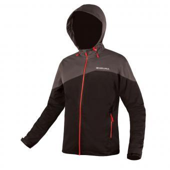 Endura Singletrack Softshell Jacket M | schwarz