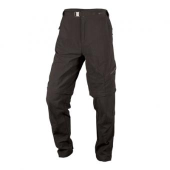 Endura Hummvee Zip Off Pants Men S | schwarz