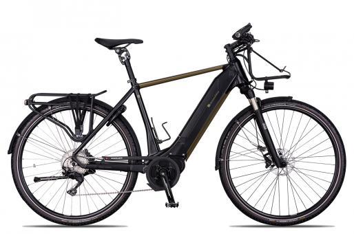 E-Bike Manufaktur 19ZEHN 2018 50 cm   schwarz matt